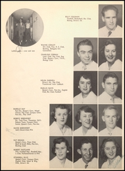 Page 16, 1952 Edition, Longview High School - Lobo Yearbook (Longview, TX) online yearbook collection