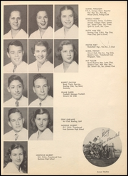 Page 17, 1952 Edition, Longview High School - Lobo Yearbook (Longview, TX) online yearbook collection