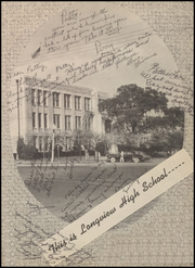 Page 5, 1952 Edition, Longview High School - Lobo Yearbook (Longview, TX) online yearbook collection