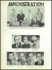 Page 12, 1954 Edition, Longview High School - Lobo Yearbook (Longview, TX) online yearbook collection