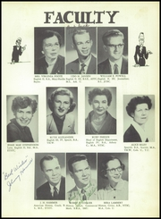 Page 15, 1954 Edition, Longview High School - Lobo Yearbook (Longview, TX) online yearbook collection