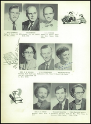 Page 16, 1954 Edition, Longview High School - Lobo Yearbook (Longview, TX) online yearbook collection