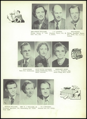 Page 17, 1954 Edition, Longview High School - Lobo Yearbook (Longview, TX) online yearbook collection