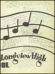 Page 3, 1954 Edition, Longview High School - Lobo Yearbook (Longview, TX) online yearbook collection