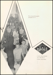 Page 12, 1960 Edition, Longview High School - Lobo Yearbook (Longview, TX) online yearbook collection