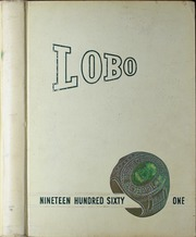 1961 Edition, Longview High School - Lobo Yearbook (Longview, TX)
