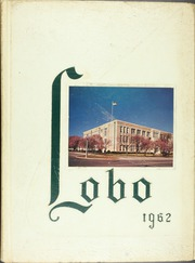 1962 Edition, Longview High School - Lobo Yearbook (Longview, TX)