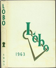 1963 Edition, Longview High School - Lobo Yearbook (Longview, TX)