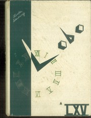 1965 Edition, Longview High School - Lobo Yearbook (Longview, TX)