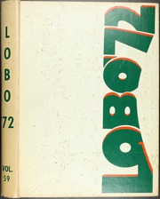 1972 Edition, Longview High School - Lobo Yearbook (Longview, TX)