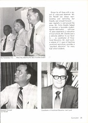 Page 29, 1972 Edition, Longview High School - Lobo Yearbook (Longview, TX) online yearbook collection