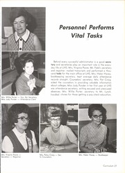 Page 31, 1972 Edition, Longview High School - Lobo Yearbook (Longview, TX) online yearbook collection