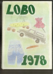 Page 1, 1978 Edition, Longview High School - Lobo Yearbook (Longview, TX) online yearbook collection
