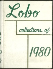 Page 1, 1980 Edition, Longview High School - Lobo Yearbook (Longview, TX) online yearbook collection