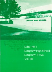 Page 5, 1981 Edition, Longview High School - Lobo Yearbook (Longview, TX) online yearbook collection