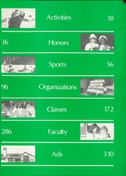 Page 9, 1981 Edition, Longview High School - Lobo Yearbook (Longview, TX) online yearbook collection
