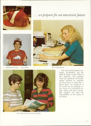 Page 17, 1982 Edition, Longview High School - Lobo Yearbook (Longview, TX) online yearbook collection