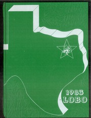 1983 Edition, Longview High School - Lobo Yearbook (Longview, TX)