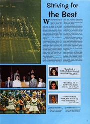 Page 11, 1988 Edition, Longview High School - Lobo Yearbook (Longview, TX) online yearbook collection