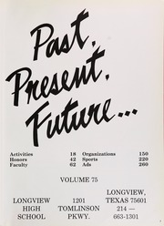 Page 5, 1988 Edition, Longview High School - Lobo Yearbook (Longview, TX) online yearbook collection