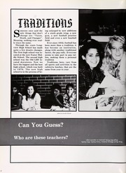 Page 8, 1988 Edition, Longview High School - Lobo Yearbook (Longview, TX) online yearbook collection