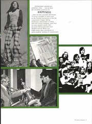 Page 7, 1974 Edition, Coronado High School - El Viajero Yearbook (Lubbock, TX) online yearbook collection