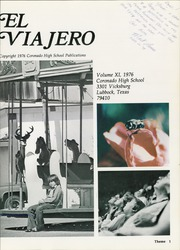 Page 5, 1976 Edition, Coronado High School - El Viajero Yearbook (Lubbock, TX) online yearbook collection