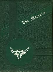 Pearsall High School - Maverick Yearbook (Pearsall, TX) online yearbook collection, 1950 Edition, Page 1