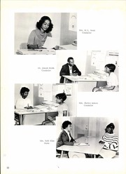 Page 14, 1969 Edition, Dunbar High School - Wildcat Yearbook (Fort Worth, TX) online yearbook collection