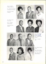 Page 16, 1969 Edition, Dunbar High School - Wildcat Yearbook (Fort Worth, TX) online yearbook collection