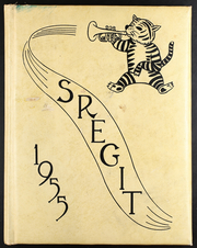 Page 1, 1955 Edition, Commerce High School - Sregit Yearbook (Commerce, TX) online yearbook collection