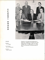 Page 12, 1955 Edition, Commerce High School - Sregit Yearbook (Commerce, TX) online yearbook collection
