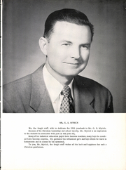 Page 9, 1955 Edition, Commerce High School - Sregit Yearbook (Commerce, TX) online yearbook collection