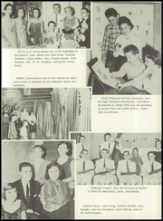 Page 15, 1957 Edition, Commerce High School - Sregit Yearbook (Commerce, TX) online yearbook collection