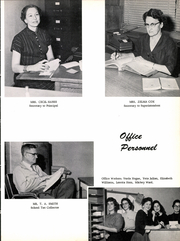 Page 13, 1958 Edition, Commerce High School - Sregit Yearbook (Commerce, TX) online yearbook collection