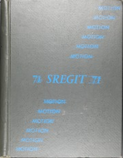 Page 1, 1971 Edition, Commerce High School - Sregit Yearbook (Commerce, TX) online yearbook collection