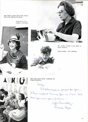 Page 17, 1971 Edition, Commerce High School - Sregit Yearbook (Commerce, TX) online yearbook collection