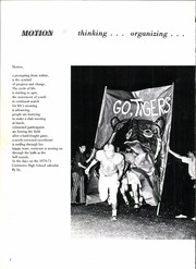 Page 6, 1971 Edition, Commerce High School - Sregit Yearbook (Commerce, TX) online yearbook collection