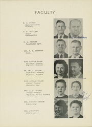 Page 11, 1947 Edition, Plano High School - Planonian Yearbook (Plano, TX) online yearbook collection