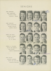 Page 17, 1947 Edition, Plano High School - Planonian Yearbook (Plano, TX) online yearbook collection