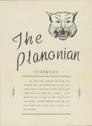 Page 3, 1947 Edition, Plano High School - Planonian Yearbook (Plano, TX) online yearbook collection