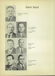 Page 10, 1954 Edition, Plano High School - Planonian Yearbook (Plano, TX) online yearbook collection