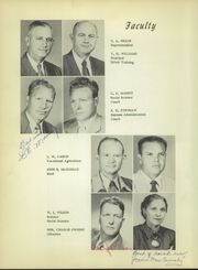 Page 14, 1954 Edition, Plano High School - Planonian Yearbook (Plano, TX) online yearbook collection