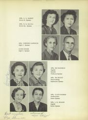 Page 15, 1954 Edition, Plano High School - Planonian Yearbook (Plano, TX) online yearbook collection