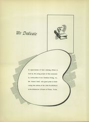 Page 8, 1954 Edition, Plano High School - Planonian Yearbook (Plano, TX) online yearbook collection