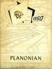 Page 1, 1960 Edition, Plano High School - Planonian Yearbook (Plano, TX) online yearbook collection