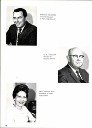 Page 14, 1970 Edition, Plano High School - Planonian Yearbook (Plano, TX) online yearbook collection