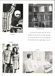 Page 6, 1970 Edition, Plano High School - Planonian Yearbook (Plano, TX) online yearbook collection