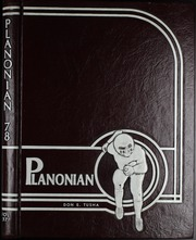 1978 Edition, Plano High School - Planonian Yearbook (Plano, TX)