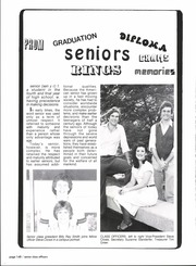 Page 152, 1979 Edition, Plano High School - Planonian Yearbook (Plano, TX) online yearbook collection